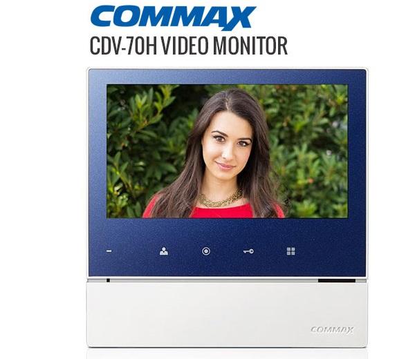 Màn hình chuông cửa màu COMMAX CDV-70H